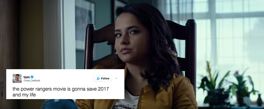 Power Rangers' Director Just Revealed There Will Be An LGBT Character And Fans Are Freaking Out OnTwitter