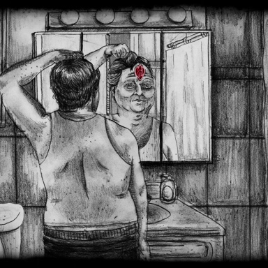 The Man Who Woke Up One Morning With A Vagina In His Forehead