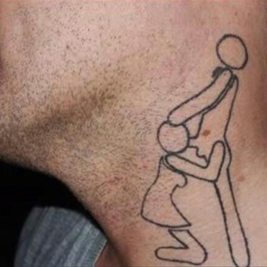 24 Tattoo Artists Describe The Dumbest Tattoo They Were Ever Asked To Do