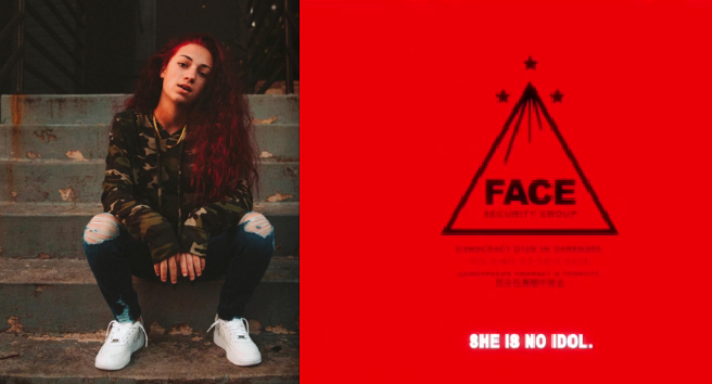 The 'Cash Me Outside' Girl's Instagram Got Hacked By 'Illuminati' And Flooded With Creepy Videos Threatening 'Leaks'