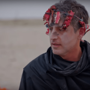 This CNN Reporter Ate Human Brains On TV And People Are Pissed