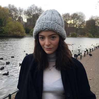 If Lorde's Latest Track 'Liability' Doesn't Make You Feel Things, You're A Heartless Monster