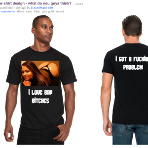This Dumbass T-Shirt Design Has Caused A Shitstorm On The Internet