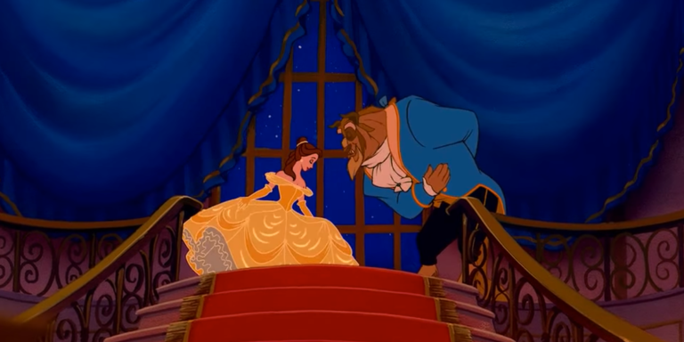 10 Life Lessons 90s Kids Learned From 'Beauty And The Beast' And Never Forgot