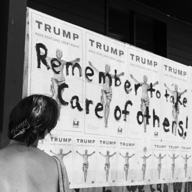 How To Fight The Depression And Anxiety Of Trump's America