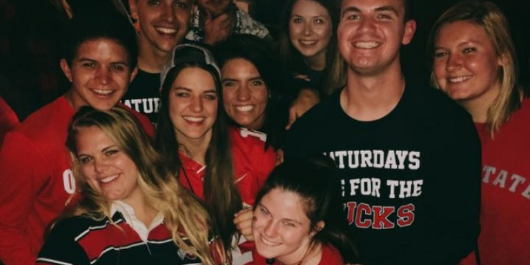These OSU Spring Breakers Started A Hilarious Go Fund Me To Replace The Booze The Police Made Them PourOut