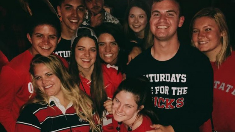 These OSU Spring Breakers Started A Hilarious Go Fund Me To Replace The Booze The Police Made Them Pour Out