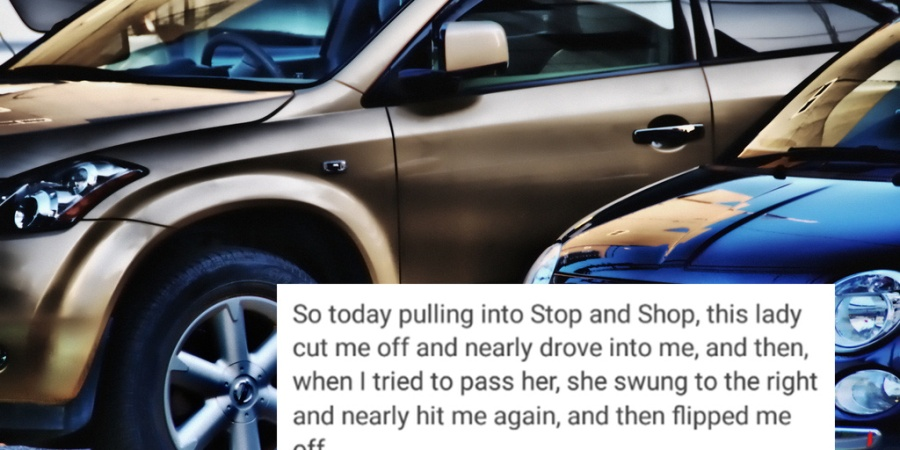 This Guy's Perfect Response To A Stranger Who Took Her Bad Day Out On Him Was Hilariously Genius