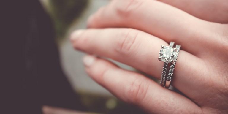 I Sold My Wedding RingsToday