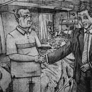 The Man Who Gave People Cancer When He Shook Their Hand