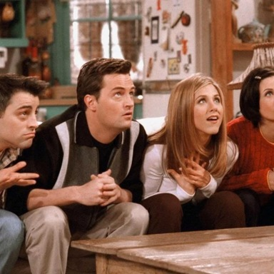 The One Where My Life Is A Shitty Sitcom