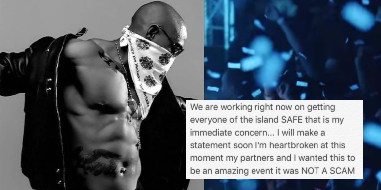 Ja Rule Only Kinda Apologized For The 'Fyre Fest' Shit Show And Now Everyone Is Roasting Him OnTwitter