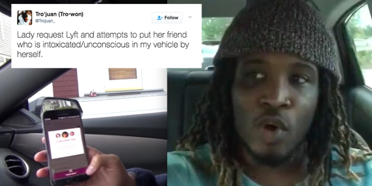 This Lyft Driver Refused To Take Home An Intoxicated Woman For A Really ImportantReason