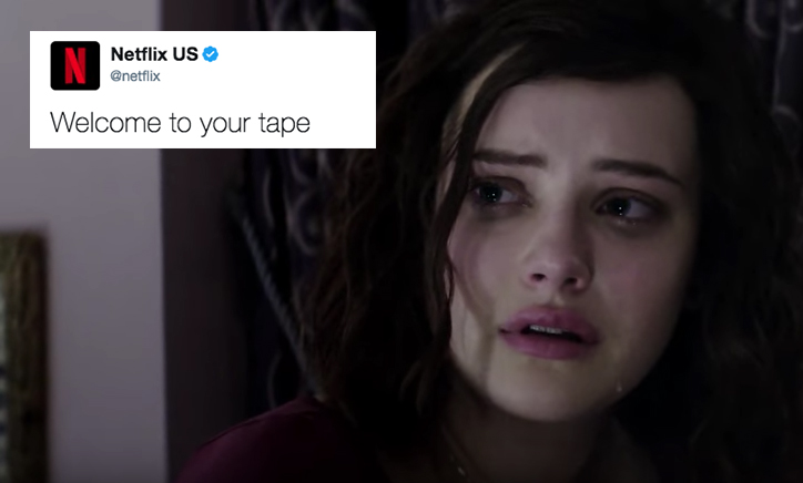 Netflix Clapped Back At Hulu's Twitter Diss With A '13 Reasons Why' Joke And People Have Mixed Feelings About It