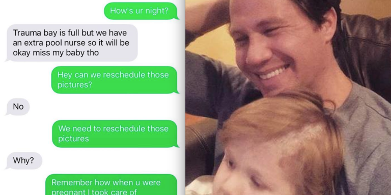 This Dad Trolled His Wife By Accidentally 'Shaving' Their Son's Head And Her Response Was Hilarious