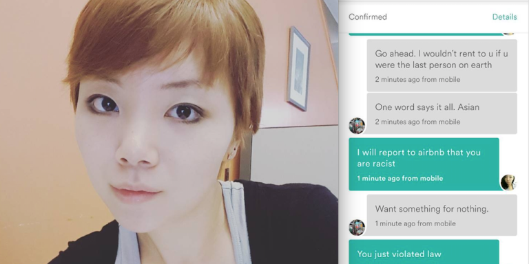 An Airbnb Host Canceled This Woman's Reservation Because Of HerRace