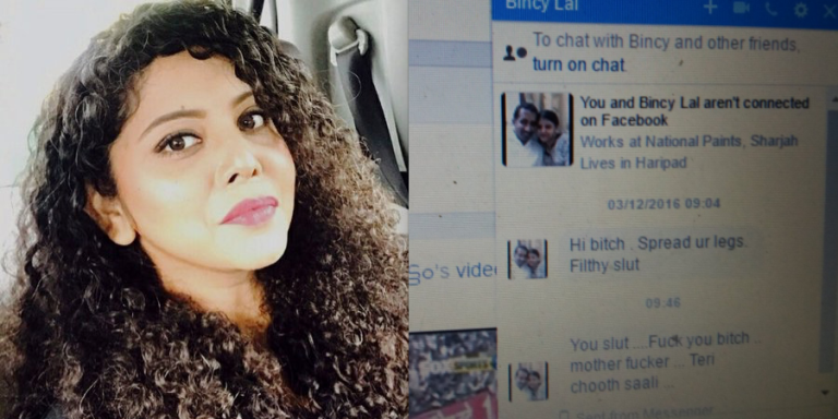 This Man Was Fired And Deported After A Woman Tweeted The Abusive FB Messages He SentHer
