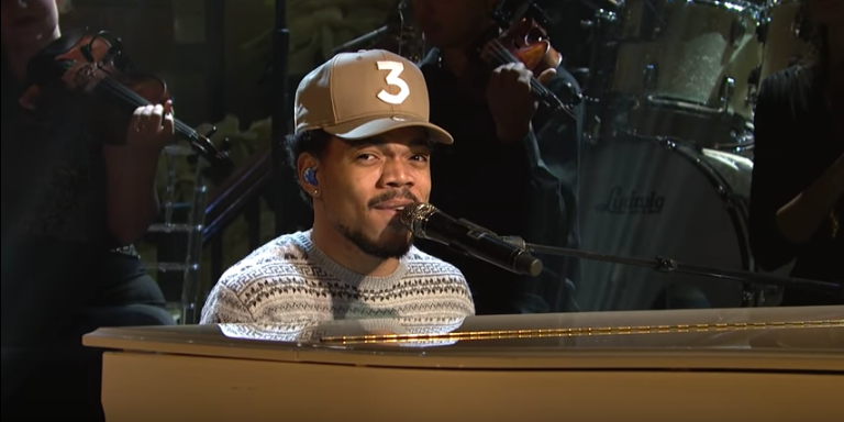 Even Drake Thinks Chance The Rapper Should Run For Mayor OfChicago