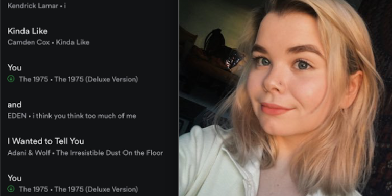 This Woman Used Spotify To Ask A Guy Out And Now People On Twitter Are Making Their Own Hilarious Playlists
