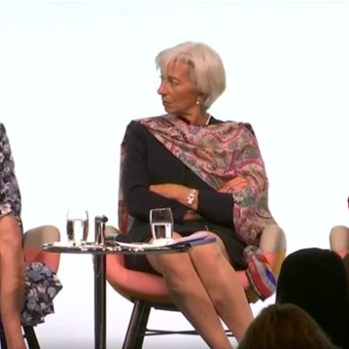 Ivanka Trump Got Brutally Roasted And Booed At A Women's Summit In Germany