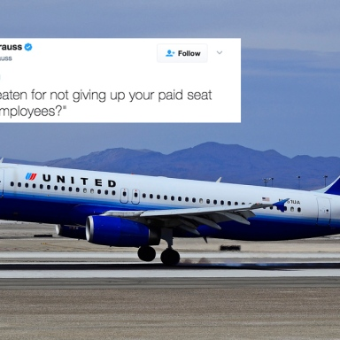 People Are Trolling United Airlines On Twitter After An Employee Violently Dragged A Man Off One Of Their Flights