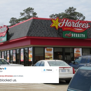 Wendy's Is So Savage On Twitter That Even Hardee's Blocked Them