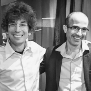 Yuval Noah Harari – The Next Step In Our Evolution