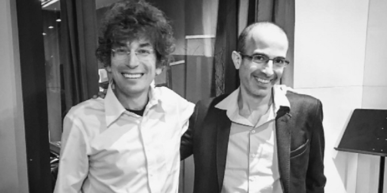 Yuval Noah Harari – The Next Step In OurEvolution