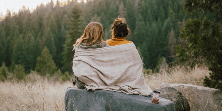 Dear Best Friend, You Don't Have To Fight Your BattlesAlone