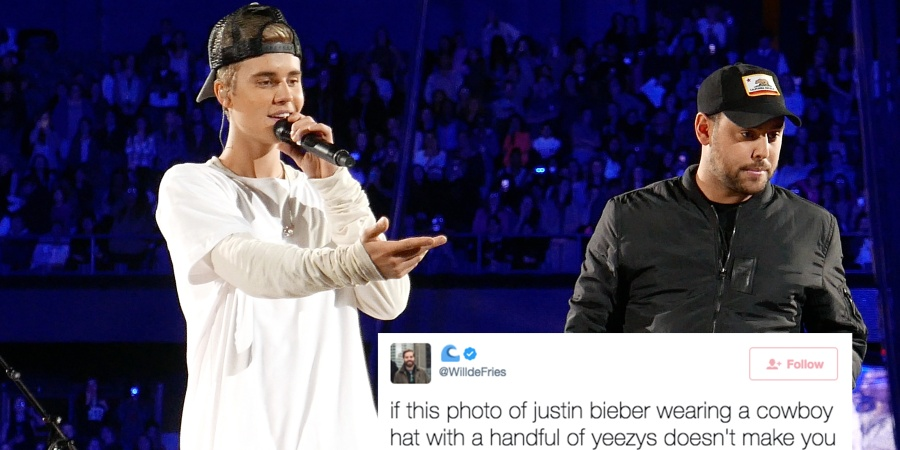Justin Bieber Went Out Dressed As A Cowboy And Everyone On Twitter Is Very Confused