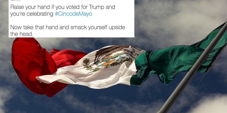 Here Are The 9 Best Cinco De Mayo Tweets To Help You Celebrate Accordingly