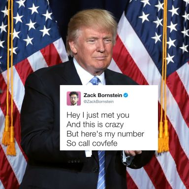 25 Of The Funniest 'Covfefe' Tweets That Trump Is Probably Shaking His Tiny Fists About As We Speak