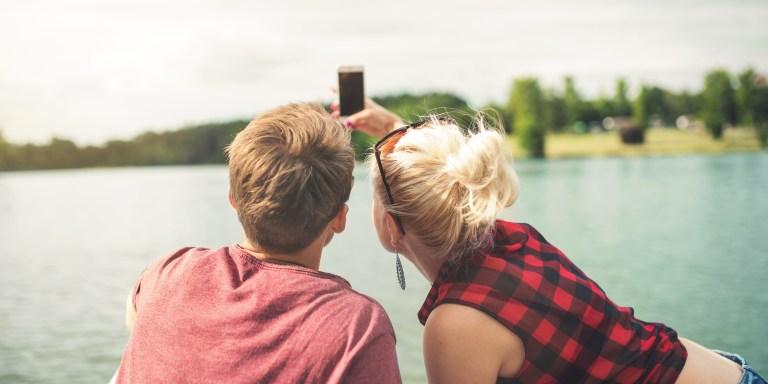 How I Met My Boyfriend On Tinder (And Why I'm NotAshamed)