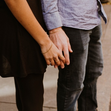 To My Husband: Thank You For Our Average Love