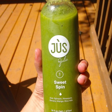 I Survived A 3-Day Juice Cleanse And Here's Exactly What Went Down