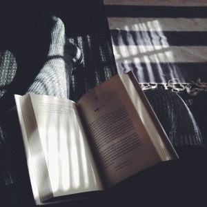 The Worlds That Books Open Up For Us
