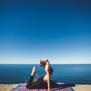 How Yoga Is Helping To Heal Me From Trauma