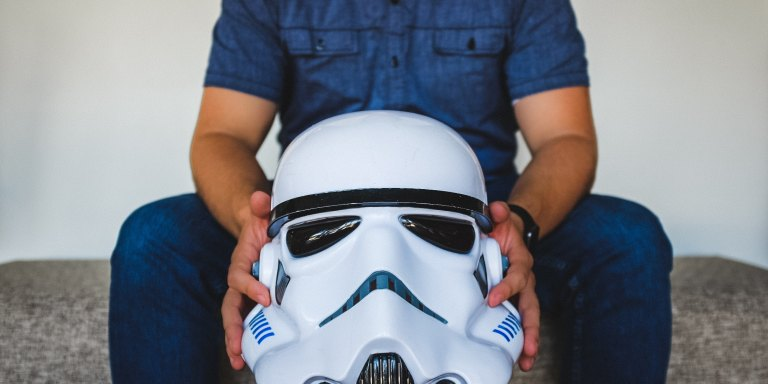 How 40 Years Of Star Wars Has Saved MyLife