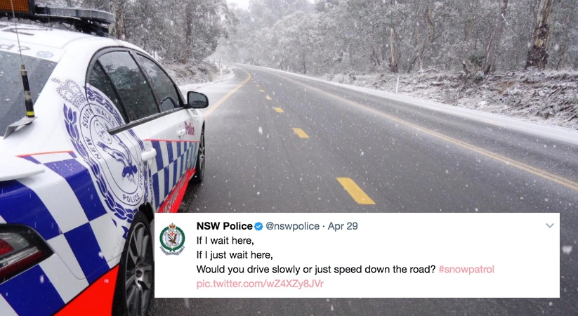 These Australian Police Departments Try To Get People To Follow The Law Using Hilarious Puns AndMemes