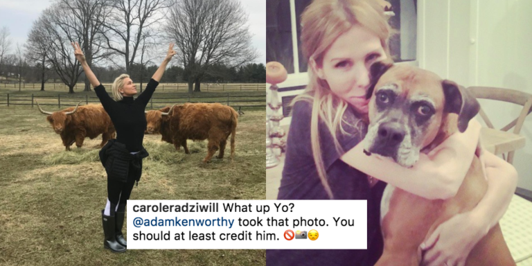 Two 'Real Housewives' Have Beef Over A Photo Of A Tree Because Holy Shit, They Really Have Nothing Better ToDo
