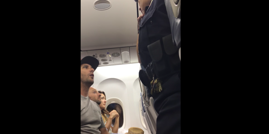 Delta Airlines Threatened A Family With Prison And Threw A Baby Off Their Plane Because Airlines Hate Everyone Now