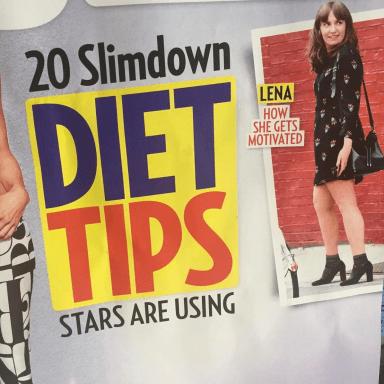 Literally Shut The Fuck Up About Lena Dunham's Weight