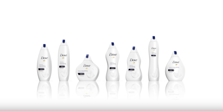 Dove Introduced New Bottle Shapes For 'Body Positivity' And People On Twitter Think They're HilariouslyStupid