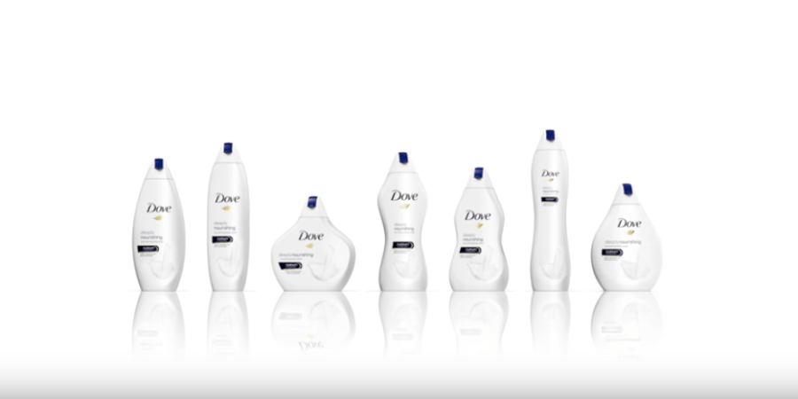 Dove Introduced New Bottle Shapes For 'Body Positivity' And People On Twitter Think They're Hilariously Stupid