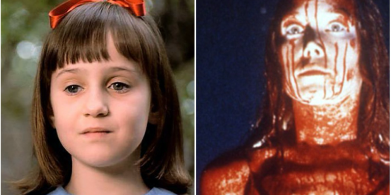 There's A Stephen King Fan Theory That 'Matilda' Grows Up To Be 'Carrie'