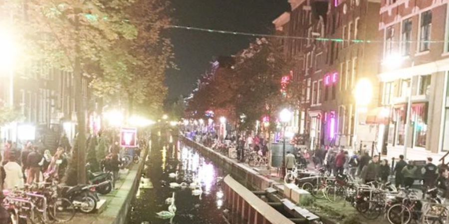 Why The Amsterdam Sex District Is Seedy For All The WrongReasons