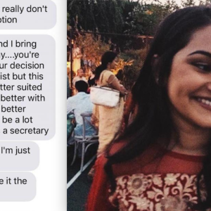 This Woman's Sexist Coworker Said She'd Be 'More Successful As A Secretary' And Her Response Was Epic