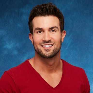 An Actual Question For People Who Like Bryan From 'The Bachelorette', Why?