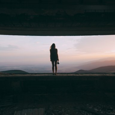 Letting Go Of Someone Takes Time (But It's Worth It)