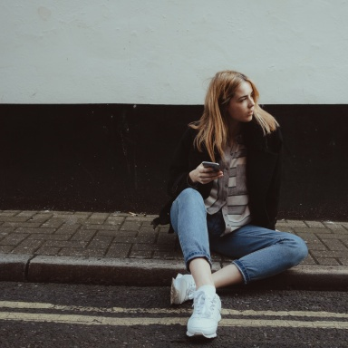 You're Strong Enough To Leave Your Toxic Relationship Behind